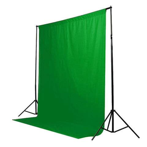 Green Muslin Backdrop Screen