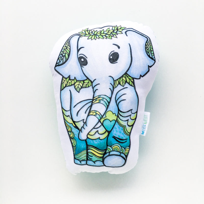 Pillow Doll Elephant