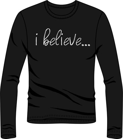 Image of i believe... - Lewey's