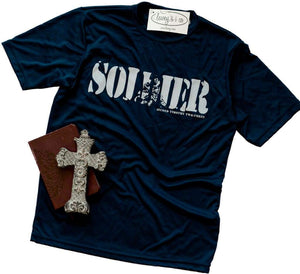 Soldier --- 2 Timothy 2:3 - Lewey's