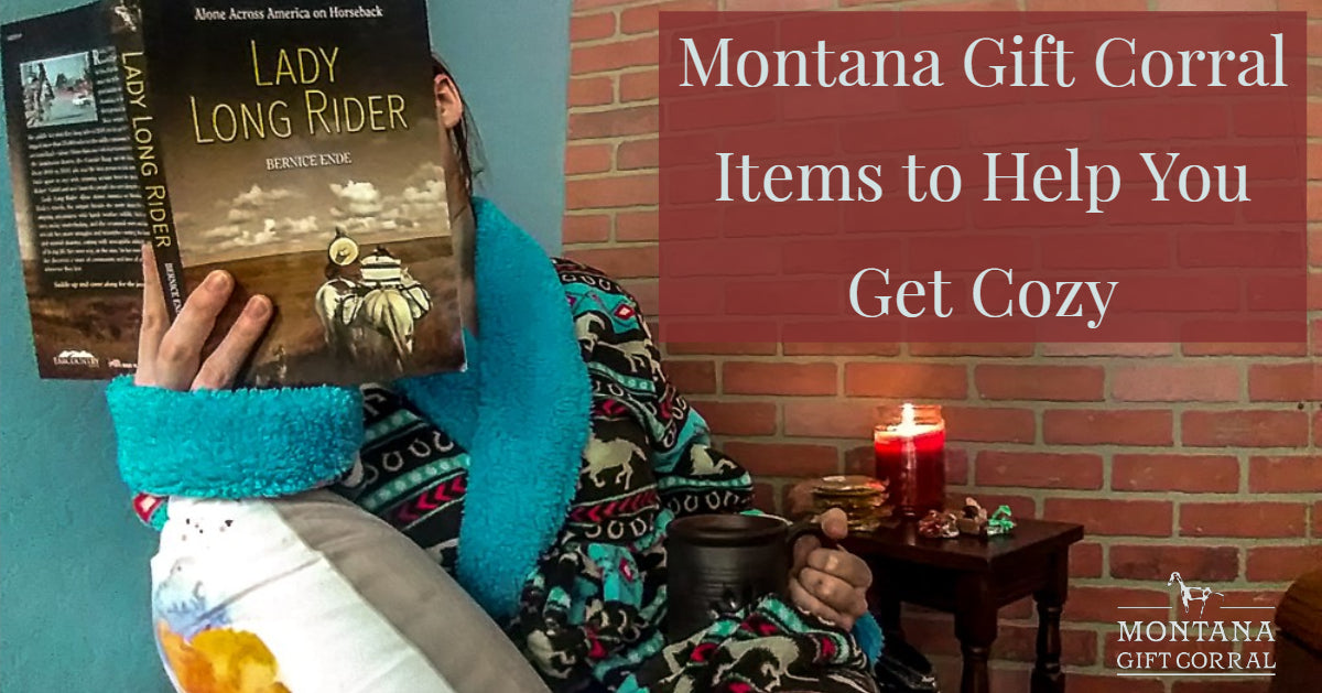 Montana Gift Corral Items to Help You Get Cozy