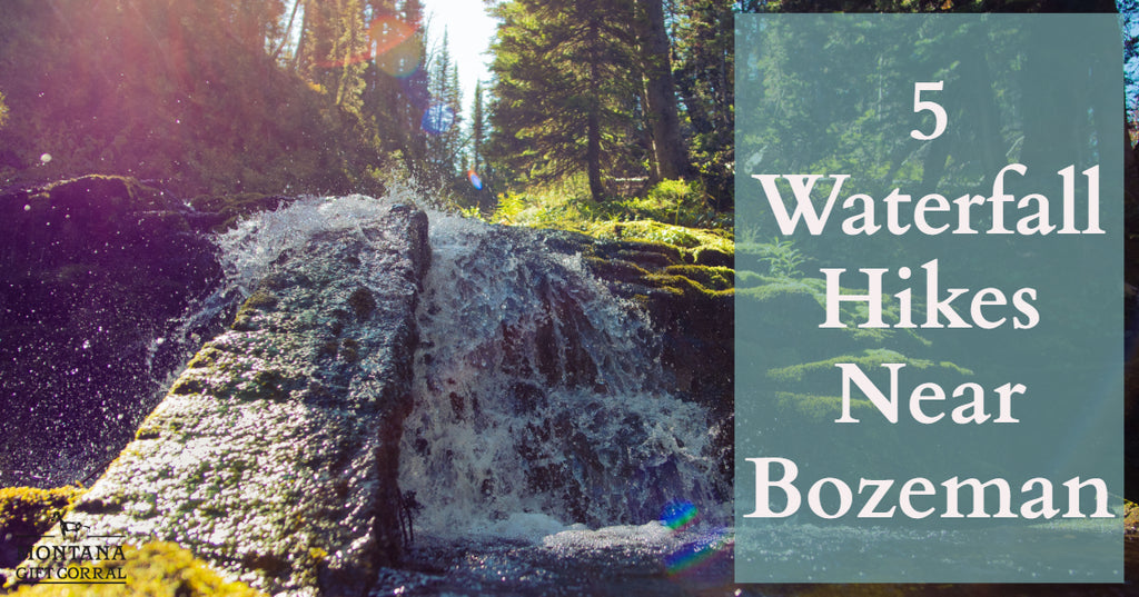 5 Waterfall Hikes Near Bozeman