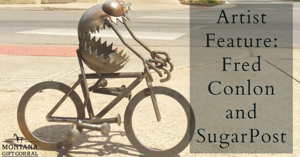 Artist Feature: Fred Conlon and SugarPost