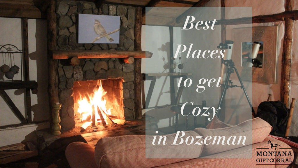 Best Places to get Cozy in Bozeman