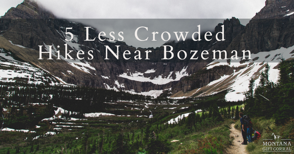 5 Less Crowded Hikes Near Bozeman