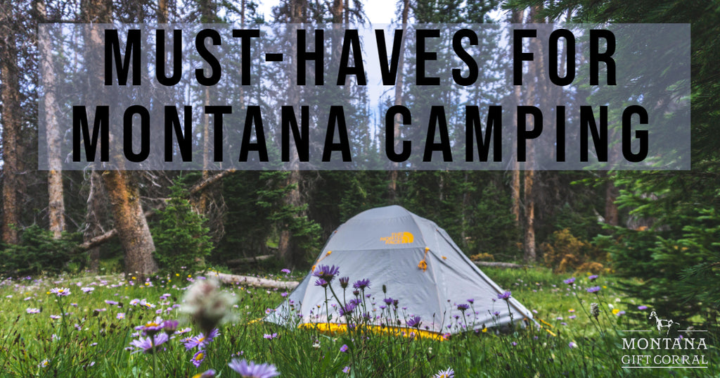 Must-Haves for Montana Camping