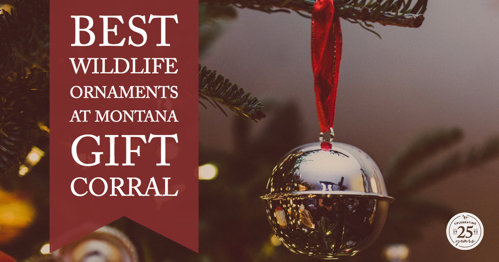 Best Wildlife Christmas Ornaments at Montana Gift Corral