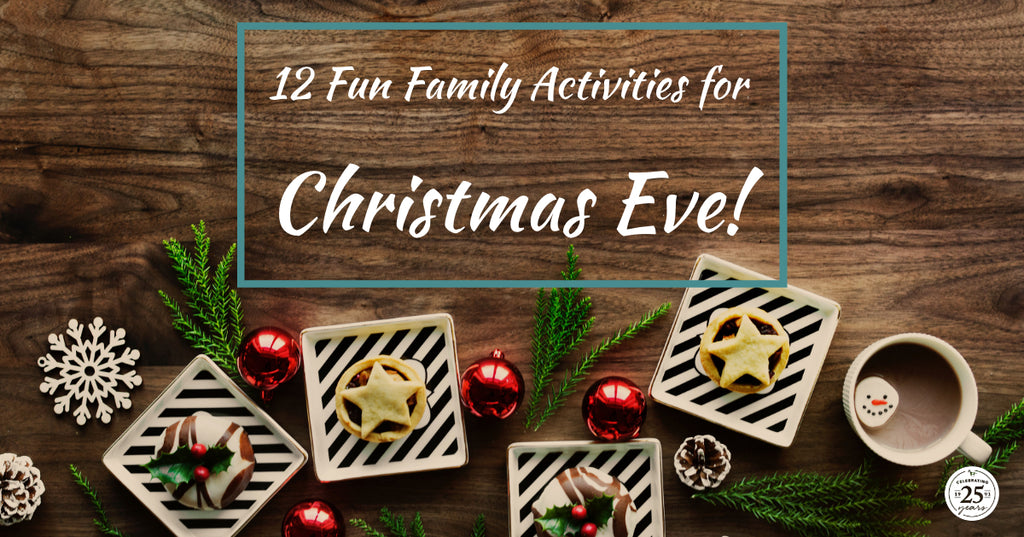 12 Fun Family Activities for Christmas Eve