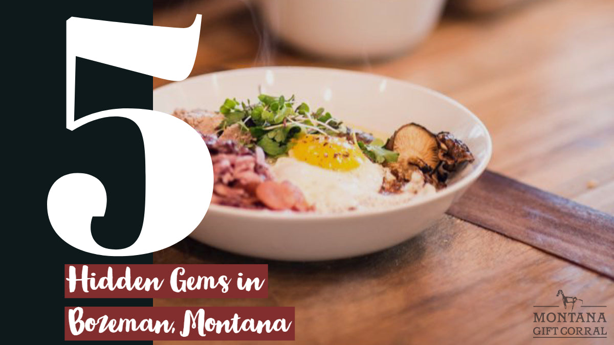 Downtown Bozeman Montana Hidden Gems for Food and Entertainment