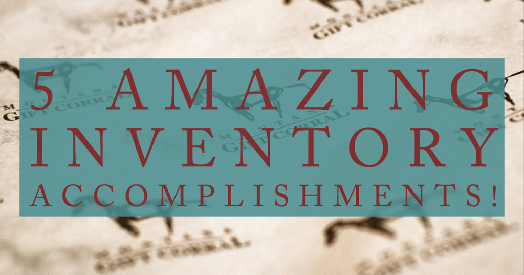 5 Amazing Inventory Accomplishments at MGC