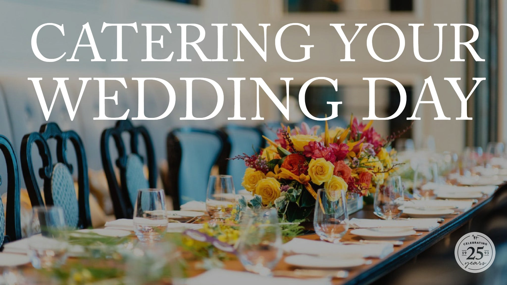 Montana Wedding Planning: Catering Your Wedding Day