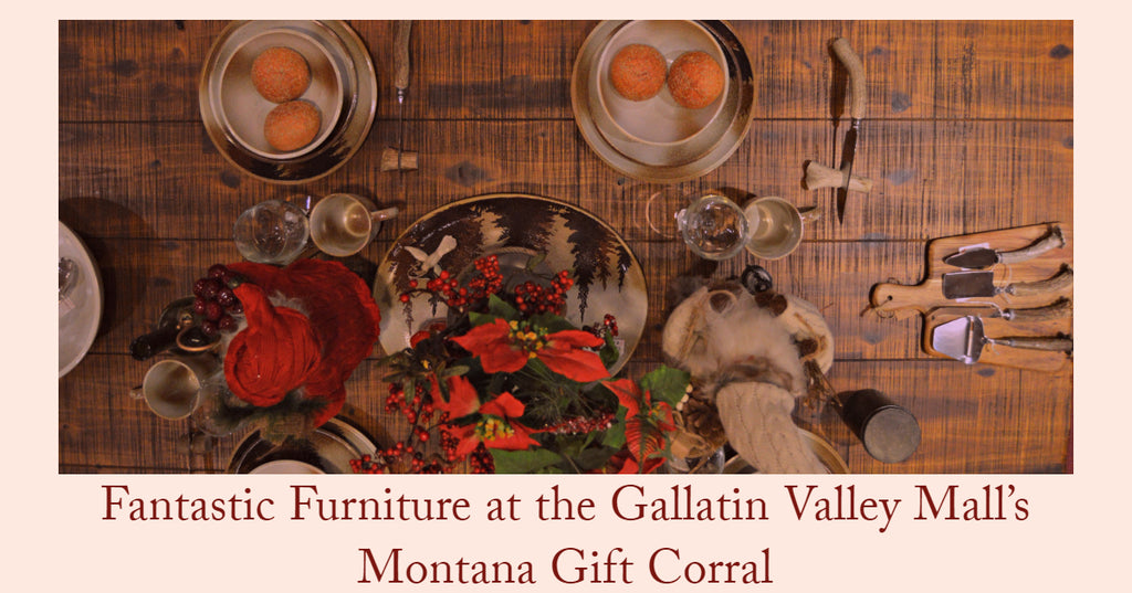 Fantastic Furniture at the Gallatin Valley Mall's Montana Gift Corral