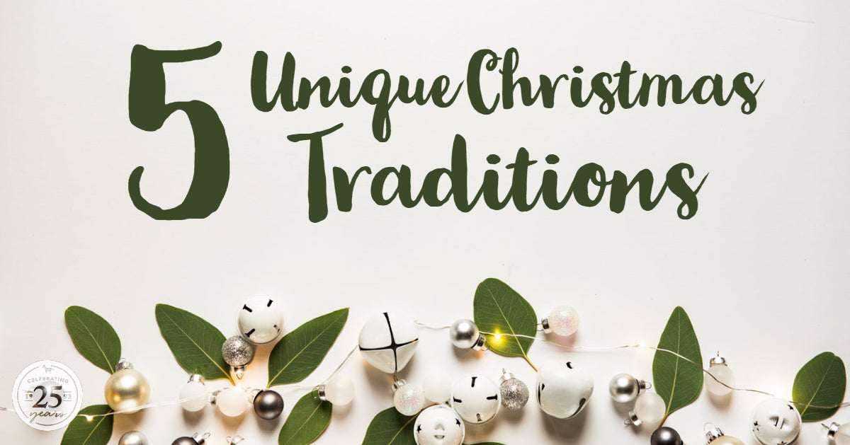5 Unique Christmas Traditions