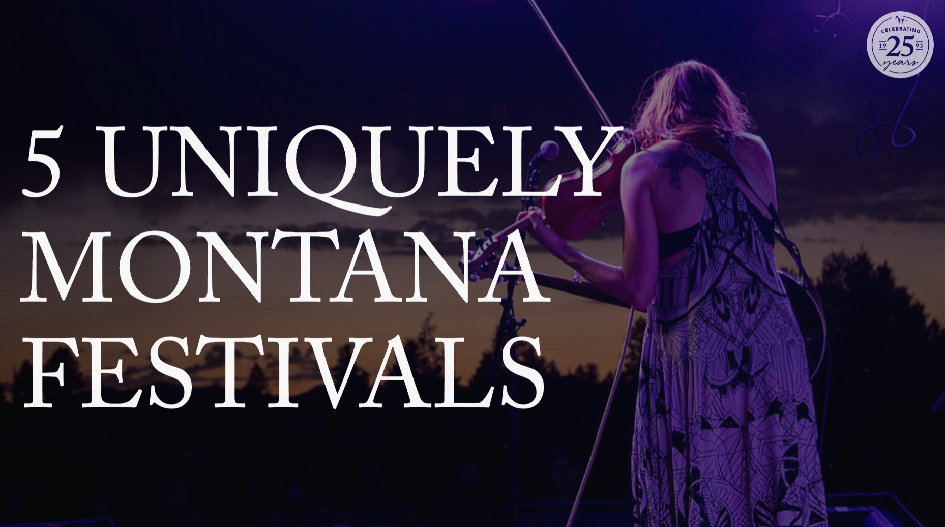 5 Festivals in Montana You Didn't Know About