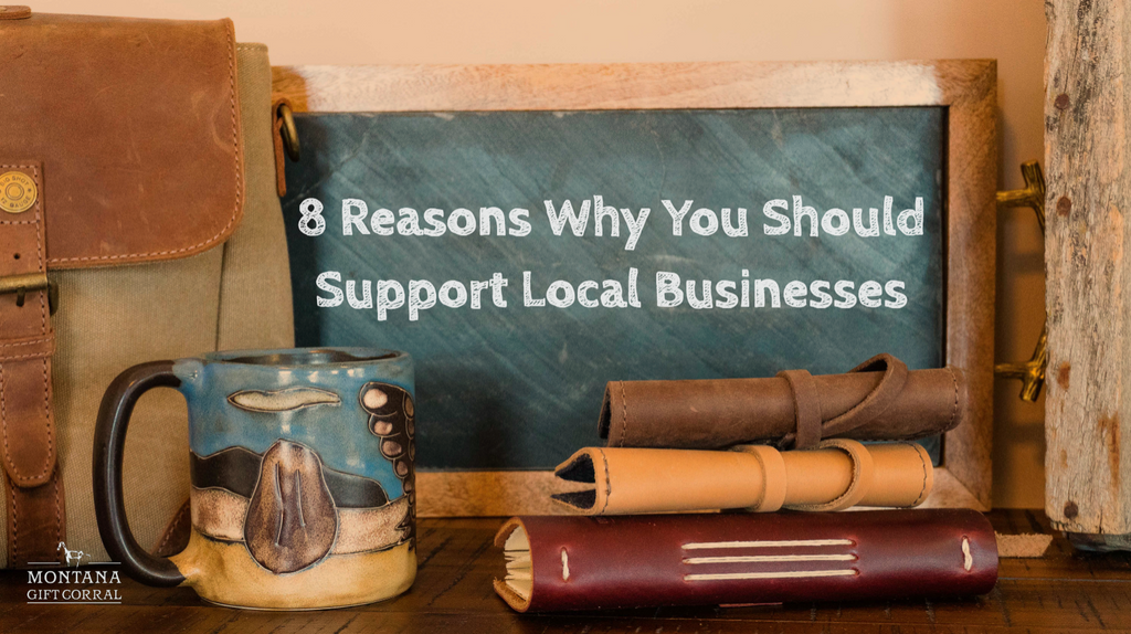 8 Reasons Why You Should Support Local Businesses