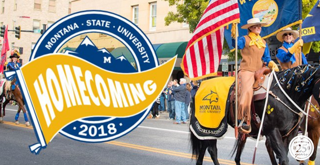 Montana State University Homecoming schedule