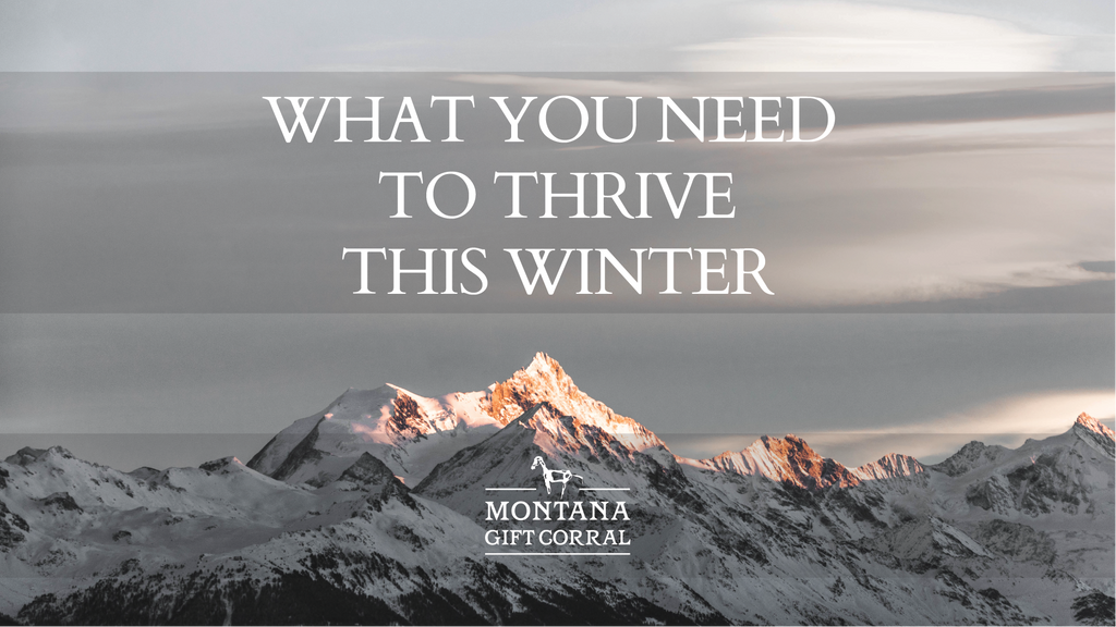 What You Need to Thrive this Winter