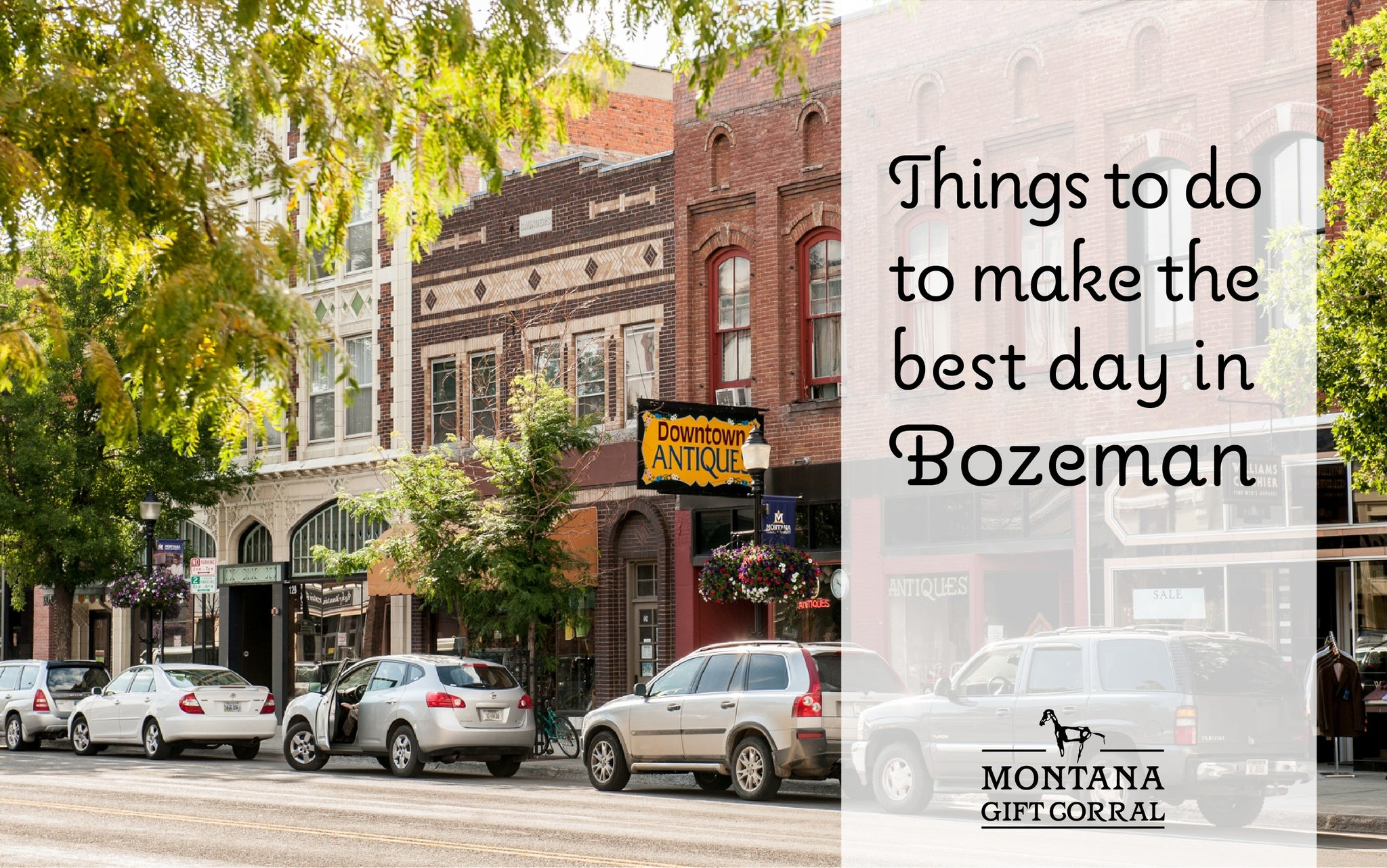 Thins to do to make the best day in Bozeman