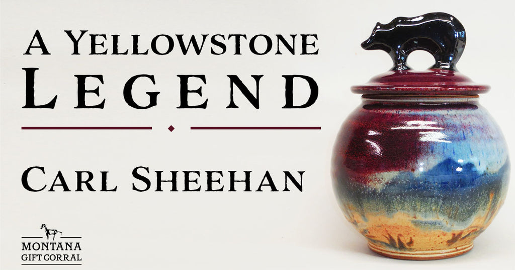 A Yellowstone Legend | Carl Sheehan