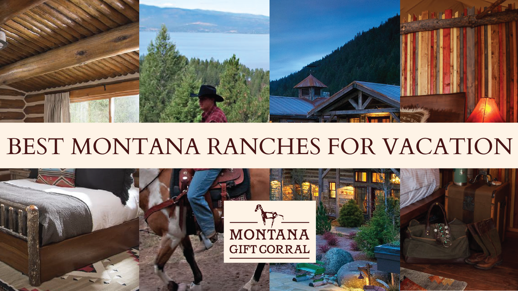 Montana's Best Ranches for a Vacation