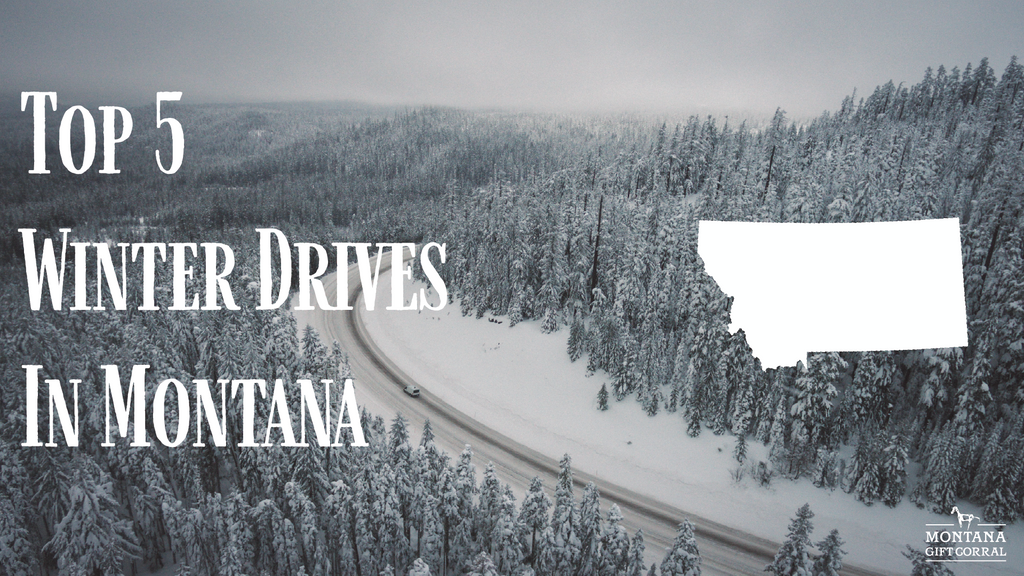 Best Winter Drives in Montana