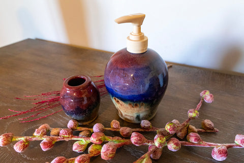 Mini Vase by Fire Hole Pottery - Montana Gift Corral