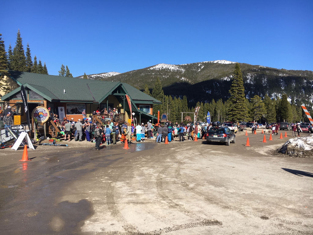 Grizzly Ridge Station at Bridger Bowl