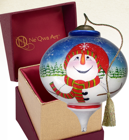 Montana Gift Corral Exclusive Event Ne'Qwa Ornament