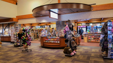 Montana Gift Corral in Bozeman at the Belgrade Yellowstone International Airport