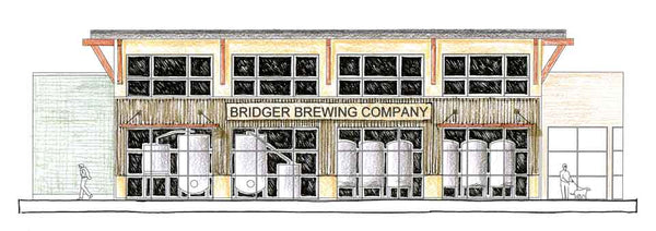 Bridger Brewing near Montana State University