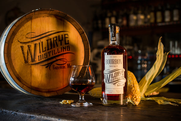 Wildrye Distilling in Bozeman