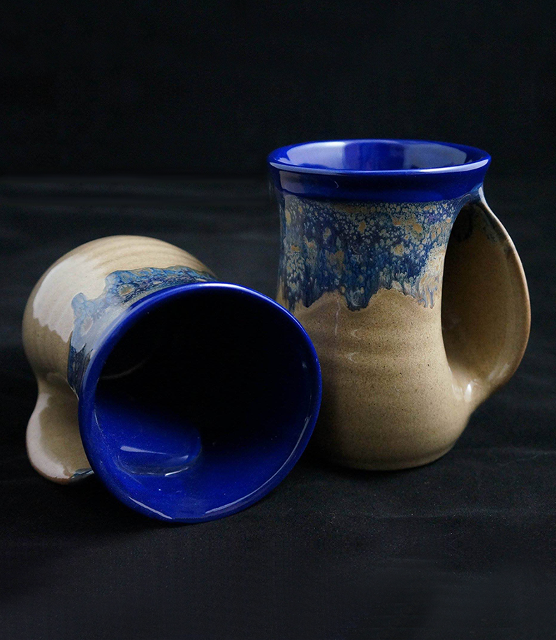 Clay in Motion Mugs