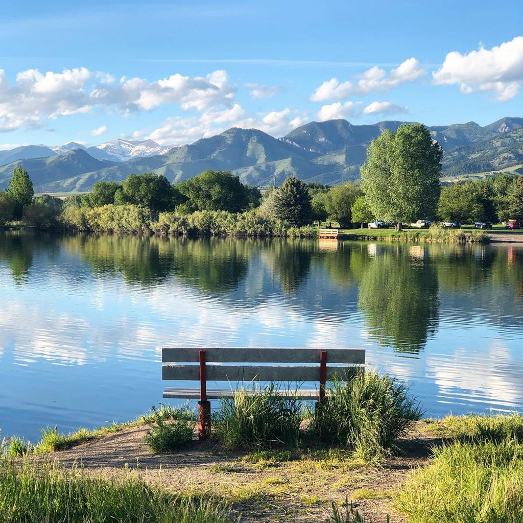 East Gallatin Recreation Area at Bozeman, Montana