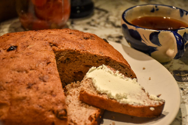 Barm Brack Bread Recipes for Fall and Halloween