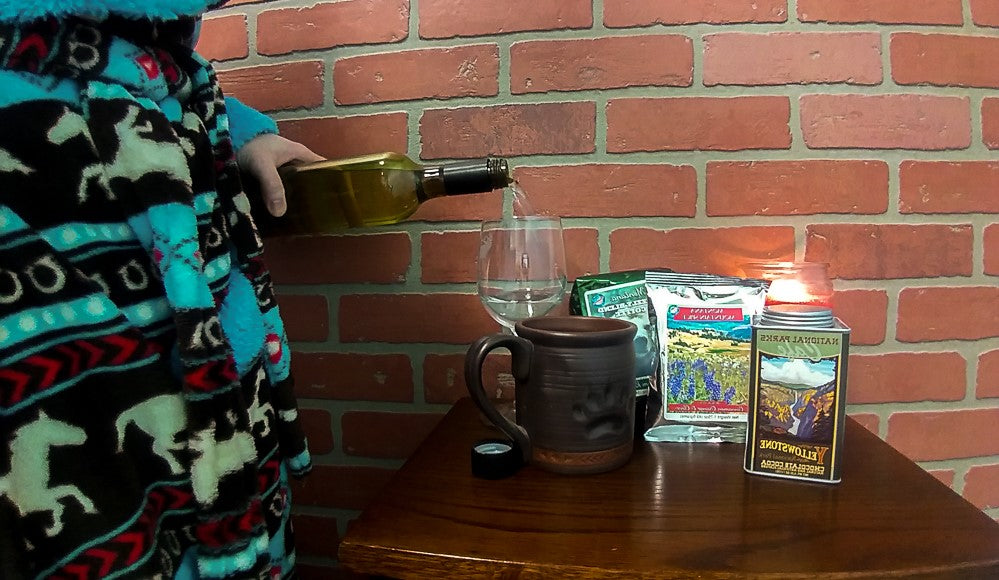 Drowsy Drinks Montana Gift Corral Items to Help You Get Cozy with Issa Rabideaux