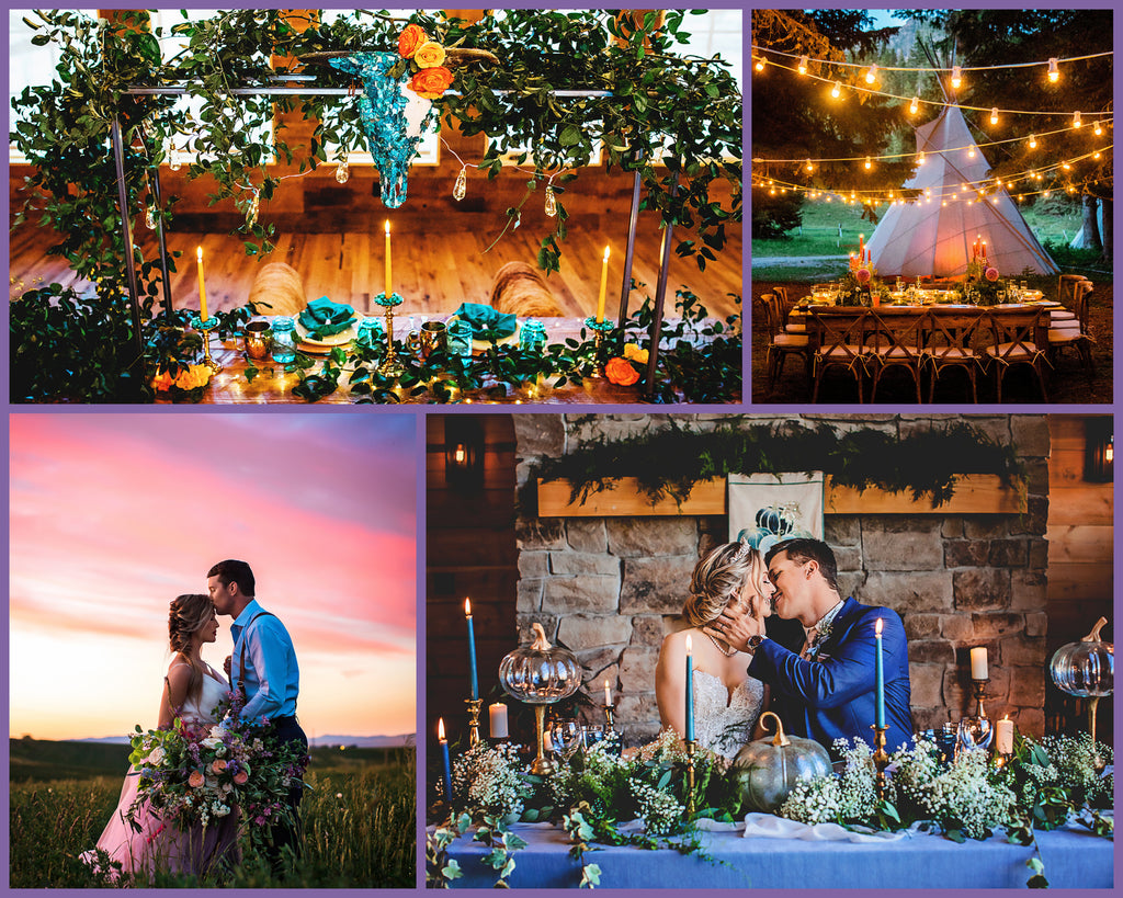 Every Pretty Detail is the Best Wedding Planner in the Big Sky Country