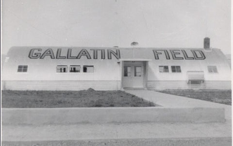 Gallatin Field at Bozeman Yellowstone International Airport featured at Montana Gift Corral