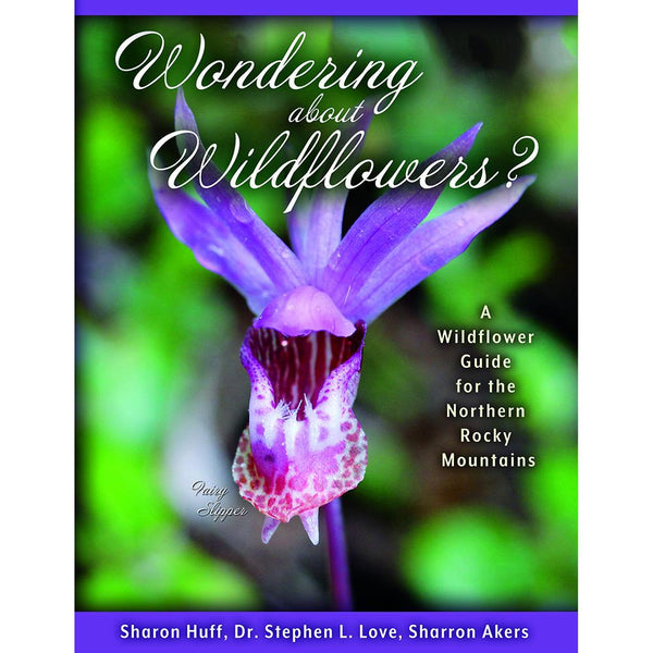 Wondering about Wildflowers Guide Book