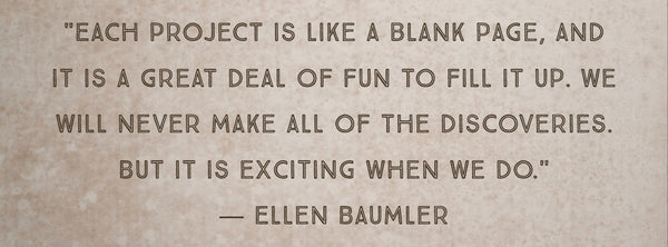 Quote by Montana Novelist Ellen Baumler, author of Montana Moments: History on the Go on 5 Interesting Montana Writer's at the Montana Gift Corral