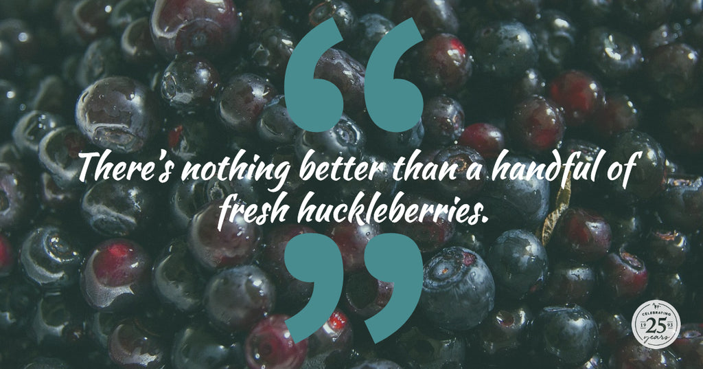 huckleberry quote by Montana Gift Corral