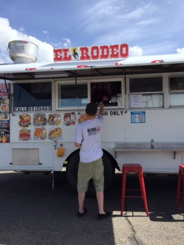 El Rodeo Taco Truck, Bozeman, Montana Delicious Food Hidden Gems
