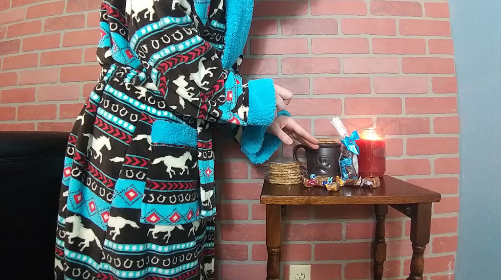Sleepy Snacks on Montana Gift Corral Items to Help You Get Cozy with Issa Rabdieaux