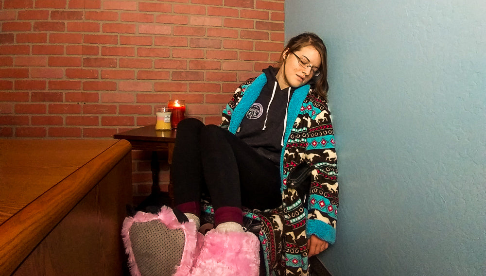 Snuggle Style on Montana Gift Corral Items to Help You Get Cozy with Issa Rabideaux
