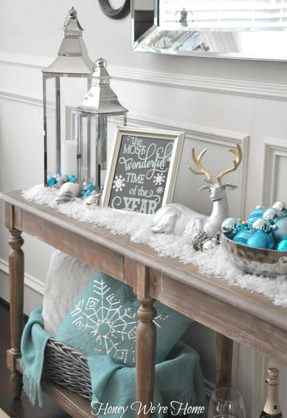 Silver and Gold Christmas Theme for How to Create a Gorgeous Christmas Setting this Holiday Season with the Montana Gift Corral