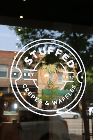 Stuffed Crepes and Waffles, Bozeman Hidden Gem, Downtown, Montana