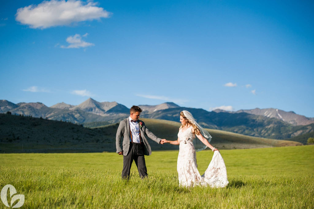 Wedding photography in Bozeman Montana