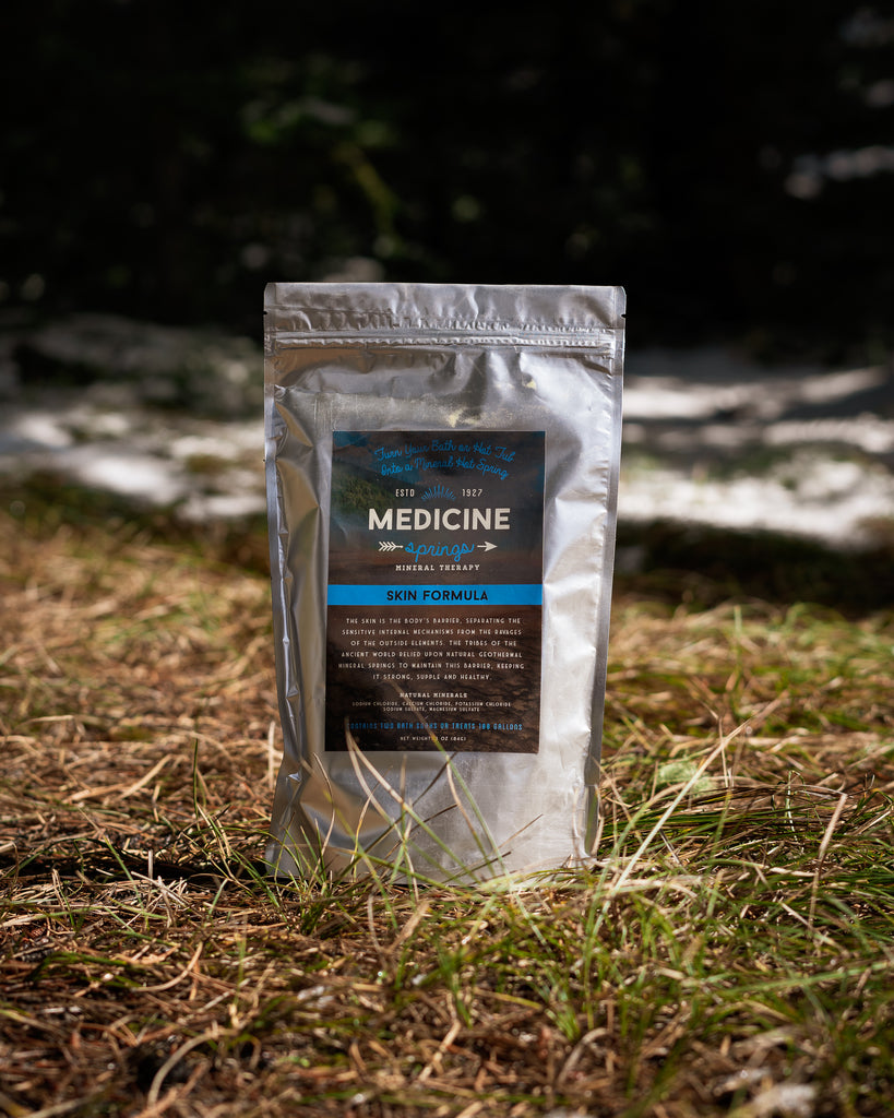 Medicine Springs Mineral Therapy