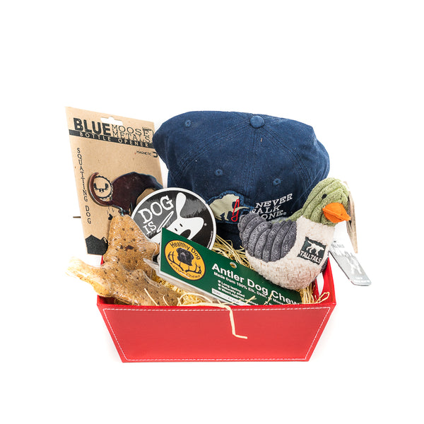 Bark Gift Basket from Montana Gift Corral