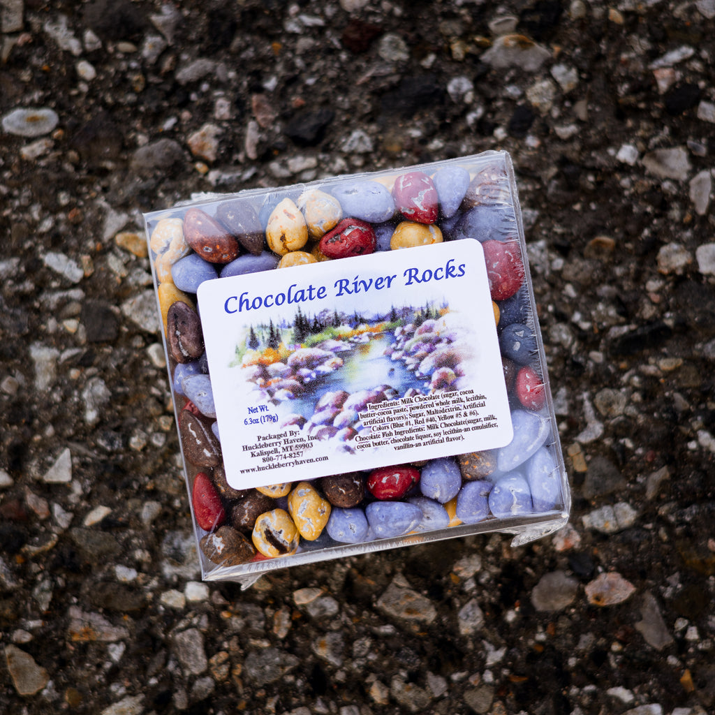 Image of Chocolate River Rocks by Huckleberry Haven