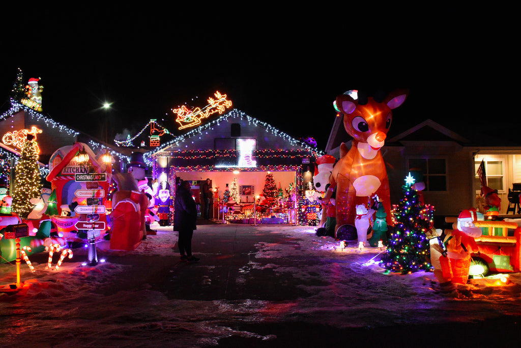 Bozeman Area Christmas Lights